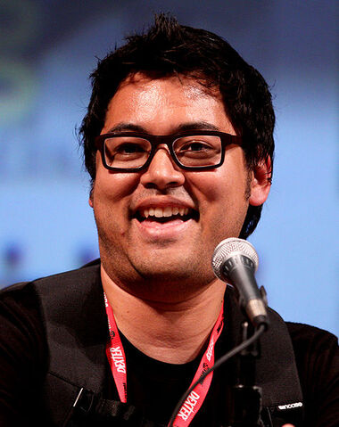 File:475px-Bryan Lee O'Malley by Gage Skidmore.jpg