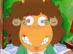 1965-08-16 1996-11-04 - 109a-Arthur Babysits Rubella's Nightmare