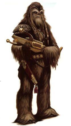 Wookiee NEGAS
