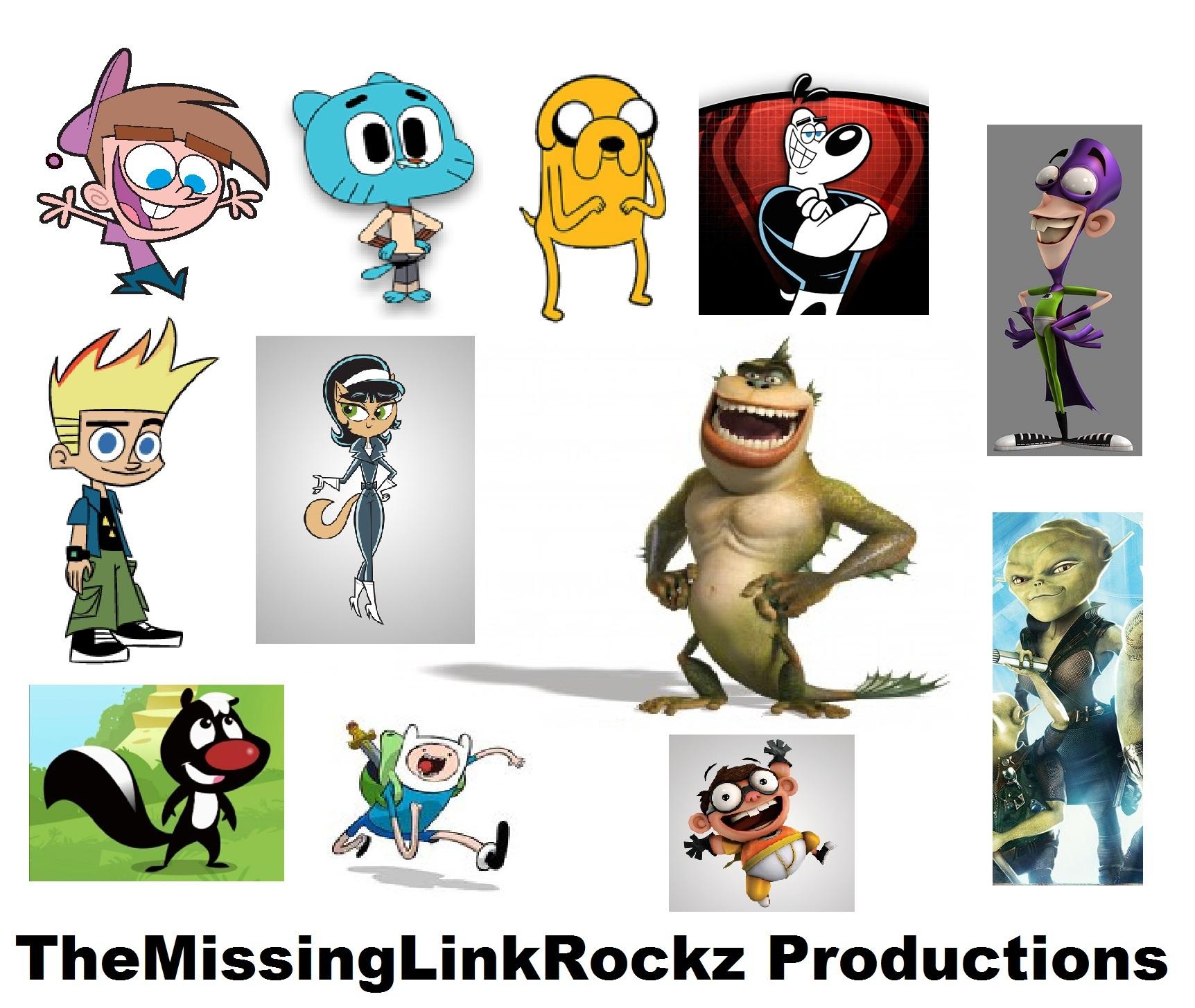 Themissinglinkrockz S Channel Scratchpad Fandom