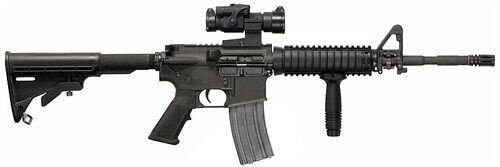 M4A1 RAS
