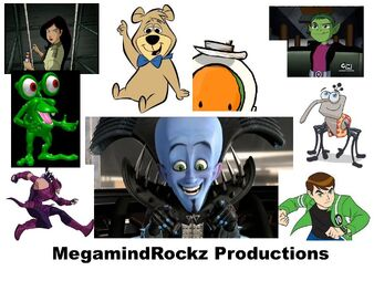 MegamindRockz Productions
