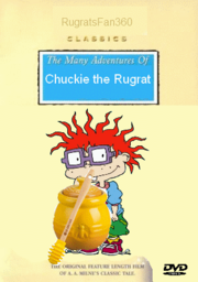 The Many Adventures of Chuckie the Rugrat