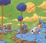 Planeta Namek