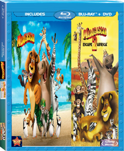 Madagascar BluRay