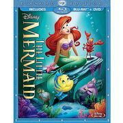 The Little Mermaid 2013 Bluray