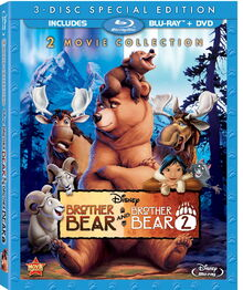 Brother Bear Bluray