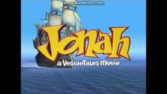 Opening to Jonah A VeggieTales Movie 2003 DVD-0