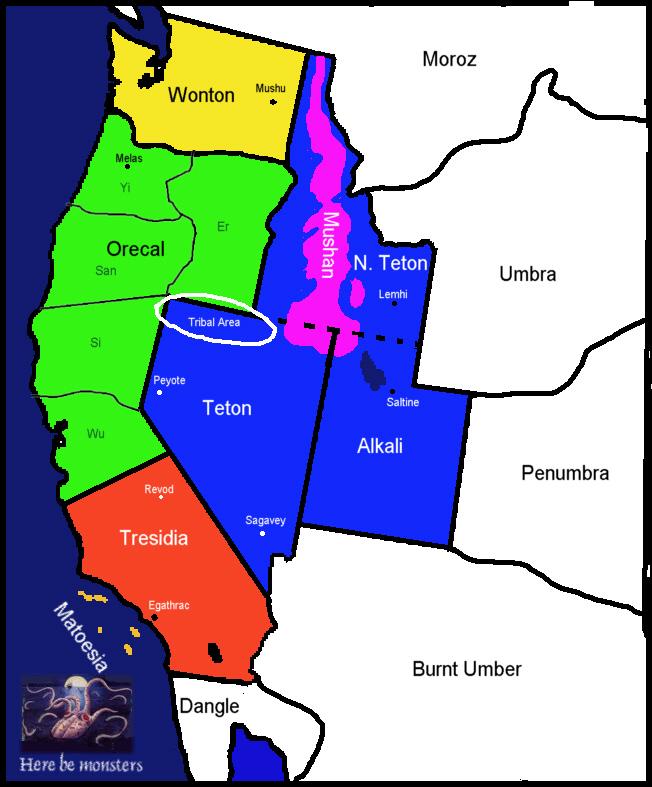 Bellica map