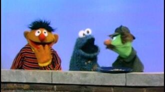 Classic Sesame Street Sherlock Hemlock - Missing cookies (German)