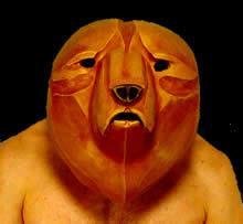 Bear mask 2