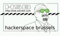 Hackerspace brussels logo