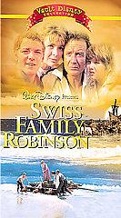 Swiss family robinson vhs