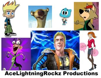 AceLightningRockz Productions