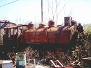 Other Lost Engines - Pulaski, Virginia American Viscose Company No. 6