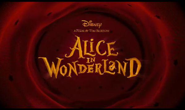 Alice in wonderland 2010