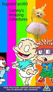 Tommy's Amazing Adventures