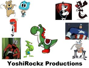 YoshiRockz Productions