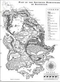 Santh final map