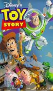Toy Story on Video