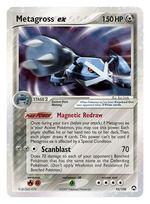 EX-16 095 Metagross ex