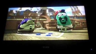 Opening to VeggieTales The League of Incredible Vegetables 2012 DVD