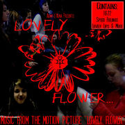 Front Cover Lovely FlowerCD