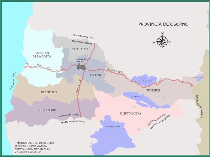 Provincia osorno