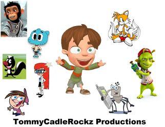 TommyCadleRockz Productions