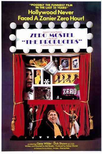 The producers 1968 poster