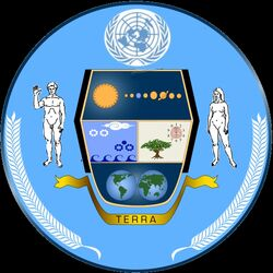 2010Coat of arms of planet earth