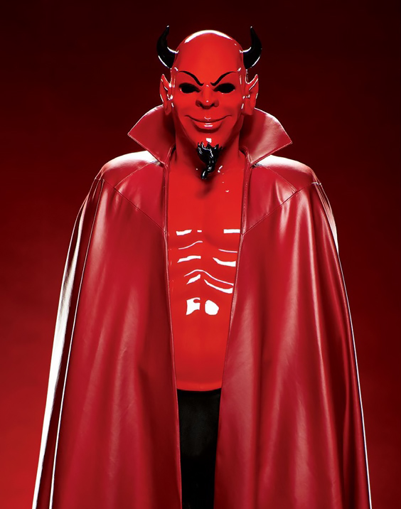 Resultado de imagen de RED DEVIL SCREAM QUEENS PNG