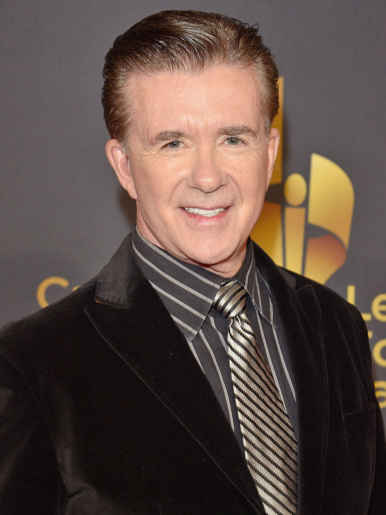 alan thicke family