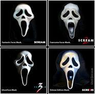 Ghostfacemasks