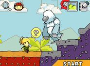 Screenshot nds super scribblenauts035