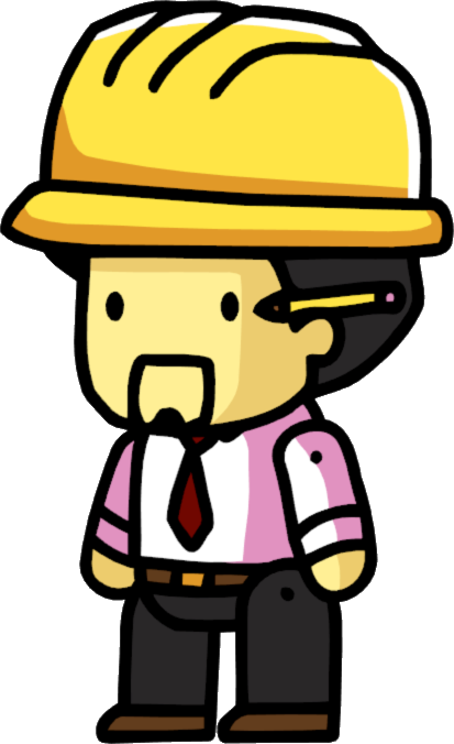 architect scribblenauts wiki fandom powered by wikia