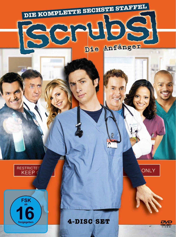 scrubs staffel 5