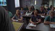 8x10 interns at desks