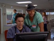 7x9 JD and Turk on computer