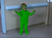 5x7 Green Jack