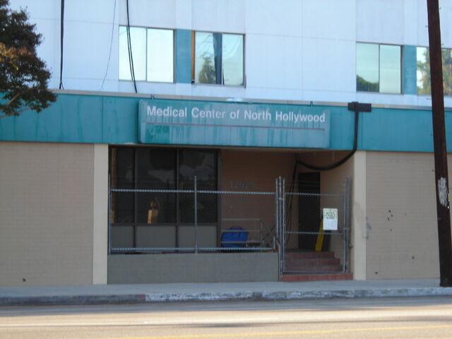 File:North Hollywood Medical Center.jpg