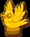 GoldBirdStatue-0