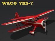 Waco YKS-7 promo image (TBM)