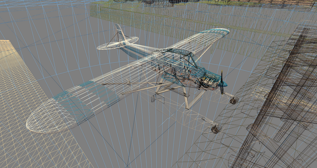 File:Mesh model (Piper Cub).png