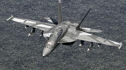 FA-18F Super Hornet (Omega)