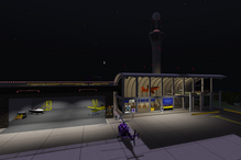 Yeager-Field-Terminal-at-Night 001-pub