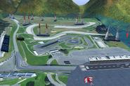 Eden Air Race Track january 2016