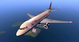 Airbus A320 (LeZinc)
