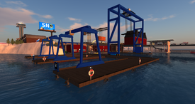 The Port of Sletta (01-14)