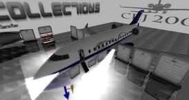 Bombardier CRJ-200 (JP) 1